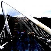 Innovare e connettere: un ponte di Bilbao - photo by Alessandra Colucci