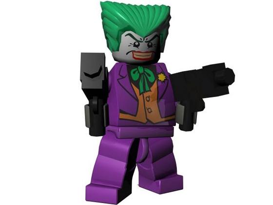 merchandising di Lego per Batman: Joker