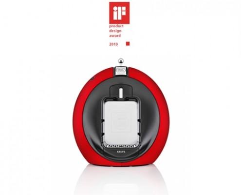 Circolo di Nescafé Dolce Gusto all'iF Product Design Award 2010