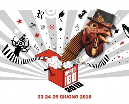 Apriti IED - 23 24 25 giugno a Roma