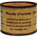 Merda d'Artista by Piero Manzoni - 21 maggio 1961