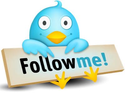 Twitter - @alebrandcare #FF [Follow Friday]