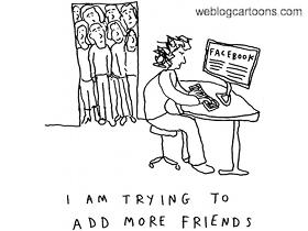 """Facebook """"add friends"""""""