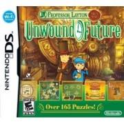Professor Layton and the Unwound Future - Nintendo DS