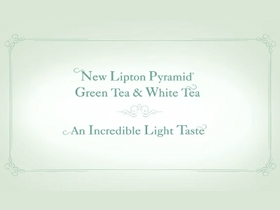 Lipton Green Tea & White Tea