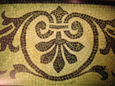 mosaico=organico via xcorsidartek.blogspot.com