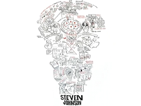 Steven Johnson - Where Good Ideas Come From