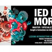 IED IS MORE - sabato 19 Febbraio 2011