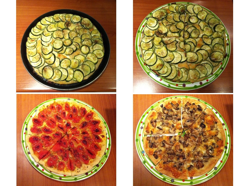Pizza al volo - photo by Alessandra Colucci©