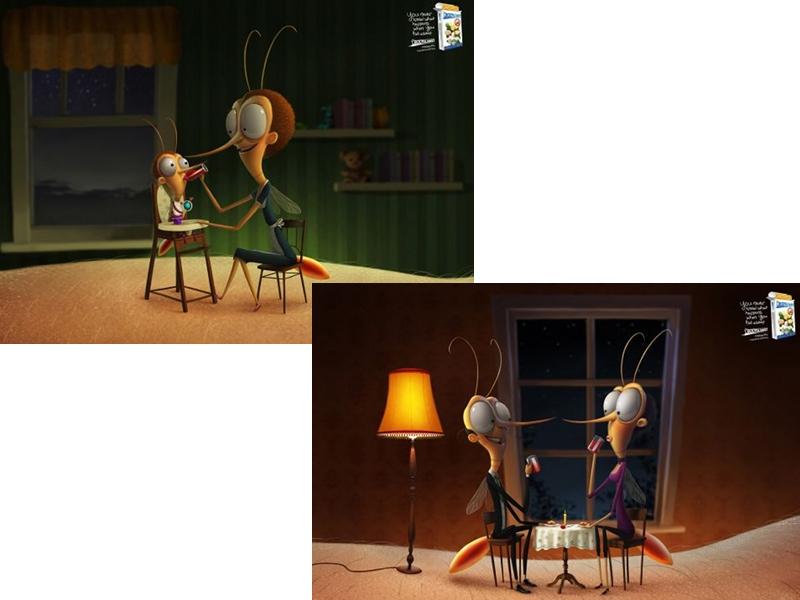Bodyguard e le zanzare