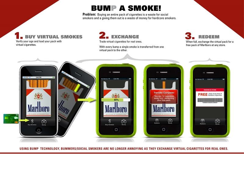 Marlboro - Bump a smoke