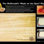 McDonald's Israele e le nuove insalate