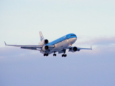 KLM - photo via turistadimestiere