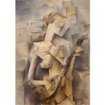 Ragazza col mandolino - Pablo Picasso [photo Alessandra Colucci ©]