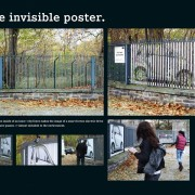 "SMART ""The invisible poster"" - campagna pubblicitaria"