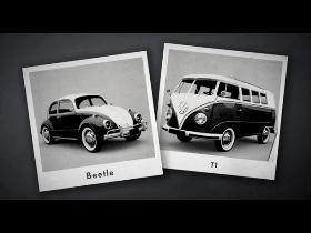 Fanwagen - Beetle & T1