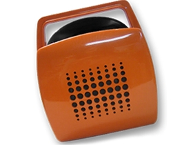 mangiadischi arancio ANAS