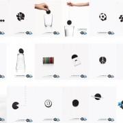 Oreo 100° Birthday - campagna pubblicitaria multisoggetto