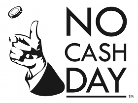 No Cash Day - marchio