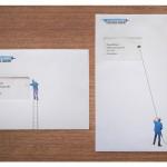 Logchies Junior Window Cleaners - busta da lettera