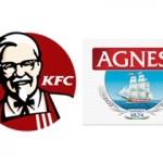 KFC vs Agnesi