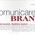 Alessandra Colucci -Comunicare il Brand - articolo per Comunicando