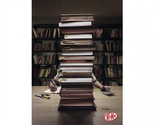 Kit Kat - campagna pubblicitaria
