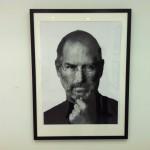 "Espace Soardi: Albert Watson ""Steve Jobs"""