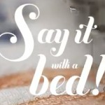 "IKEA - contest ""Say it with a bed!"""