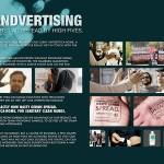 Antiseptica - handvertising