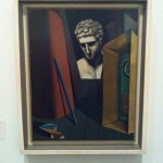 """Musée de Beaux Art - """"Malinconia ermetica"""" Giorgio De Chirico © Alessandra Colucci"""