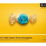 Smart - campagna pubblicitaria