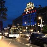 Belgrado - Palazzo delle Poste © Alessandra Colucci