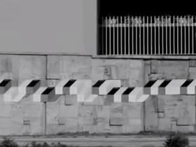 Skopje Jazz Festival - ambient marketing