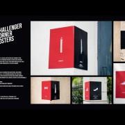 Challenger - campagna pubblicitaria
