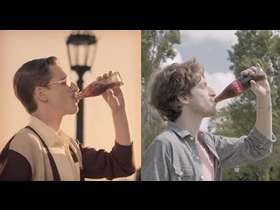 Coca Cola - heritage marketing