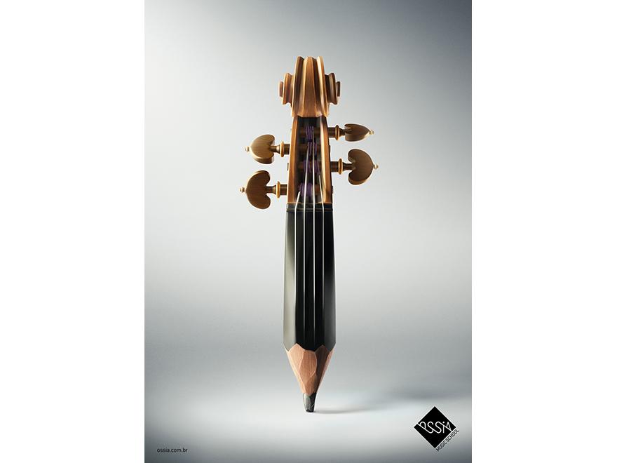 Ossia Music School - campagna pubblicitaria