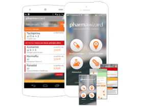 Pharmawizard - app