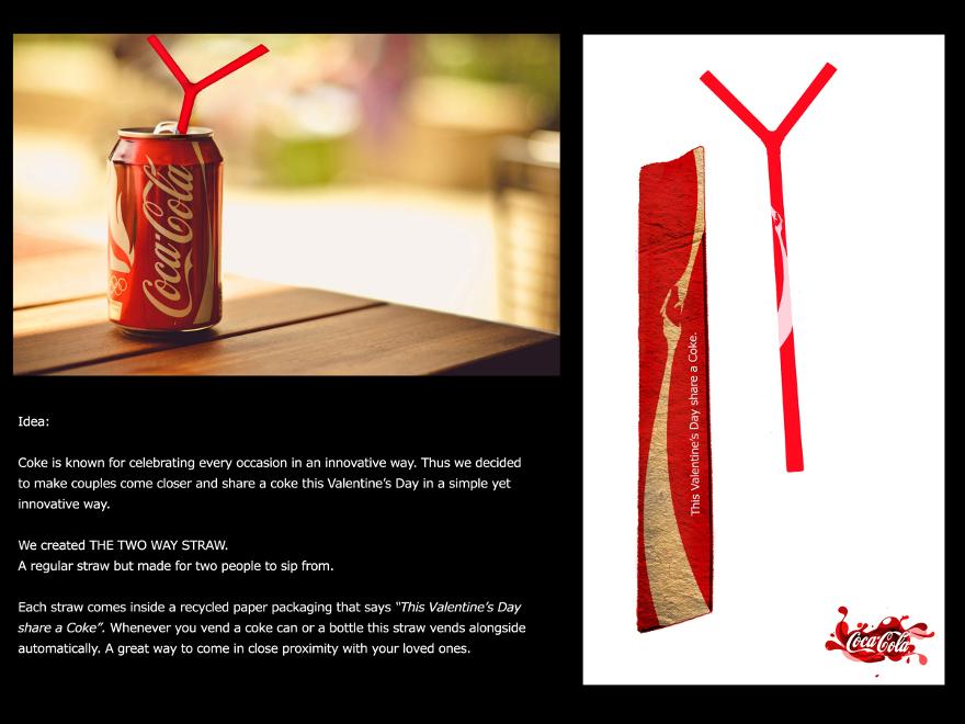 Coca Cola - direct marketing