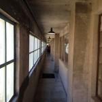 San Francisco - Alcatraz - corridoio mezzanino © Alessandra Colucci