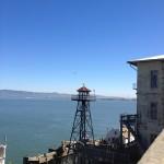 San Francisco - Alcatraz - torretta © Alessandra Colucci