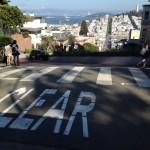 San Francisco - Crookedest Street © Alessandra Colucci