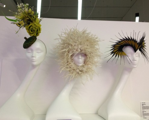 London - Design Museum - cappelly by Philip Treacy © Alessandra Colucci