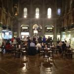 London - Royal Exchange Café - interno © Alessandra Colucci