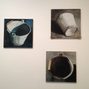 London - Tate Modern - Zhang Enli - Bucket 8, 3 e 5 © Alessandra Colucci