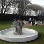 London - Serpentine Gallery - Bertrand Lavier - Fountain © Alessandra Colucci
