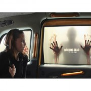 The Walking Dead - ambient marketing