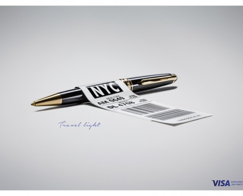 Visa - campagna pubblicitaria
