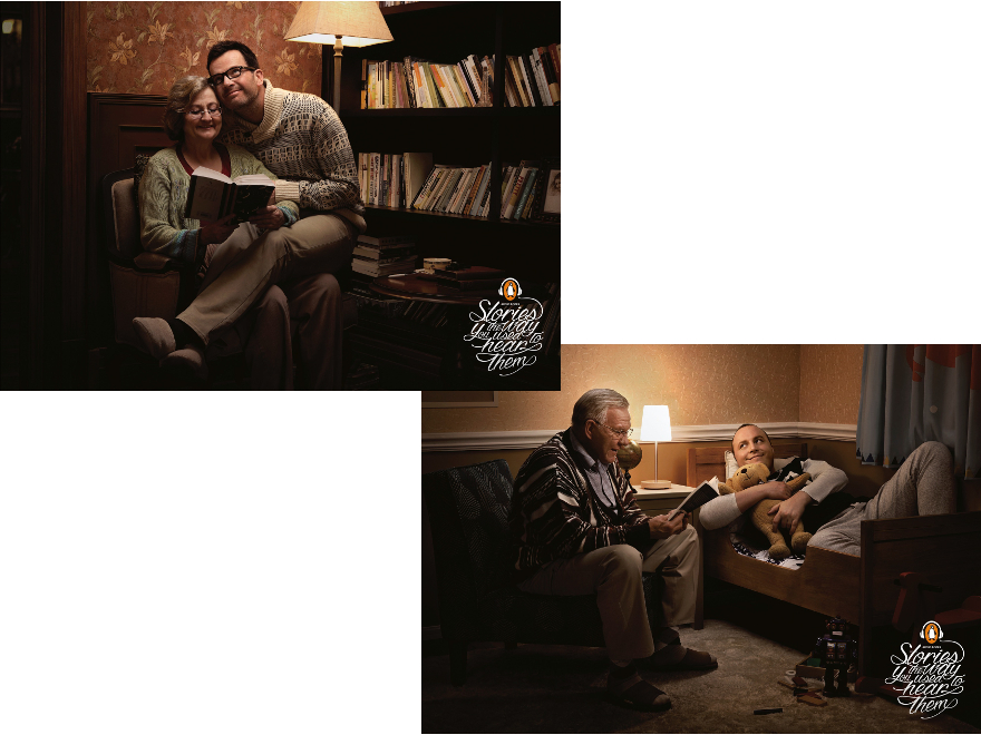 Penguin - advertising campaign