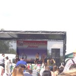 The Thai Food and Culture Festival - stage